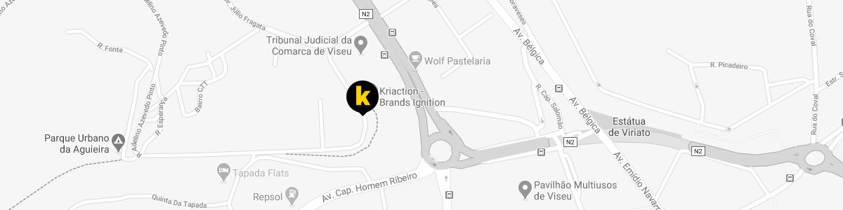 Localização Kriaction
