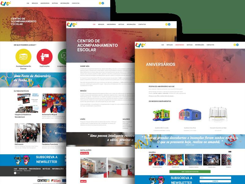 CAE Website