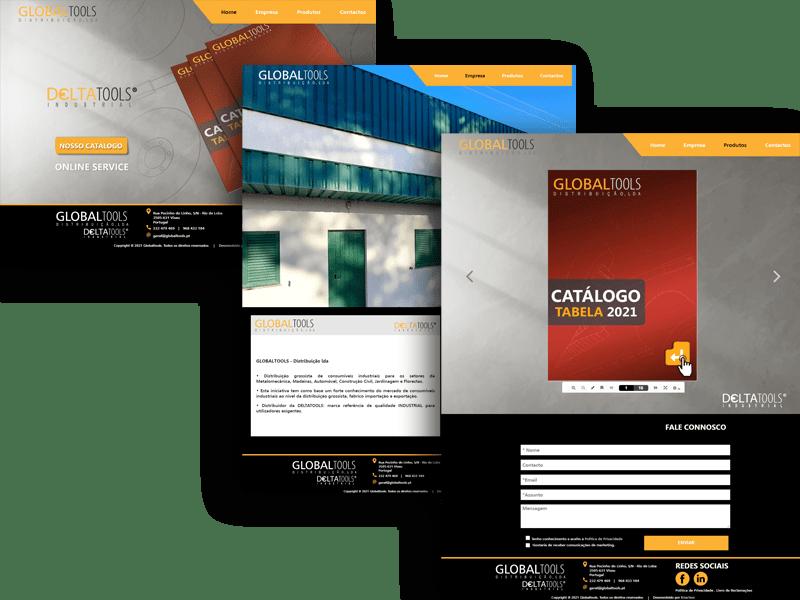 Globaltools Website